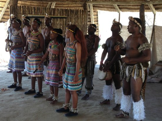 Nyani Cultural Village: Limpopo Path Ways