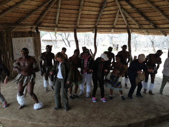 Nyani Cultural Village: Join In ;)