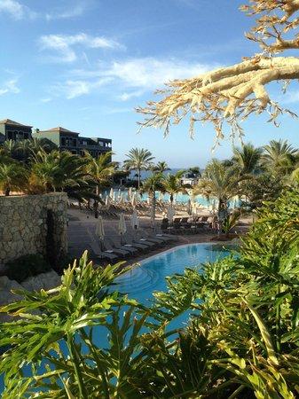 Lopesan Villa del Conde Resort & Corallium Thalasso: pool area