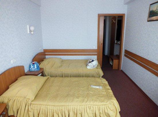 Tourist Hotel: Мой номер