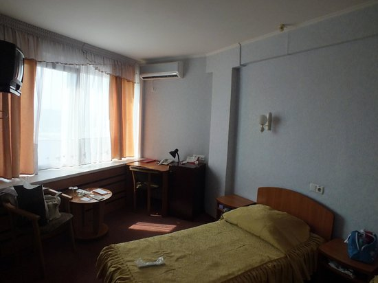 Tourist Hotel: Так выглядел мой номер