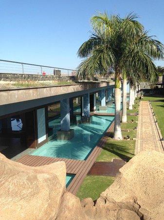 Lopesan Villa del Conde Resort & Corallium Thalasso: thalasso