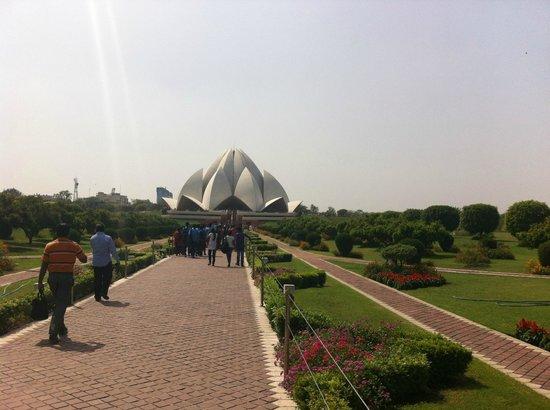 Bahai Lotus Temple: Templo.