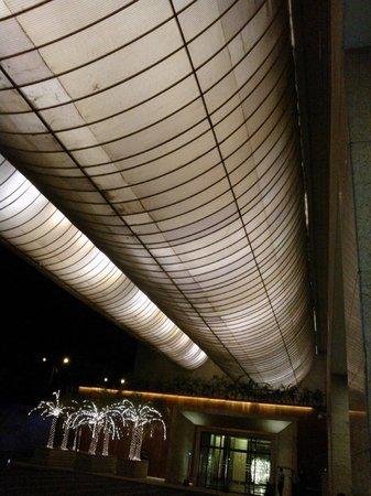 Park Hyatt Hyderabad: Entry