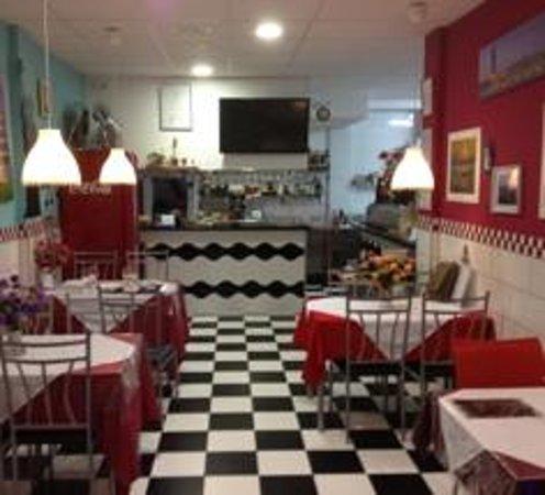 Restaurante il Cuore: interior