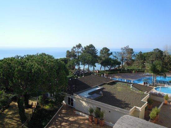 PortoBay Falesia : Seaview room from balcony