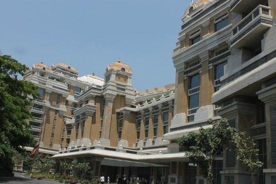 ITC Grand Chola, Chennai: Outside