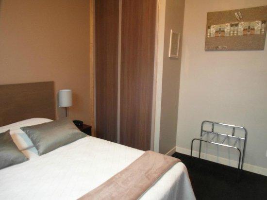 Hôtel Le Vauban : Chambre double