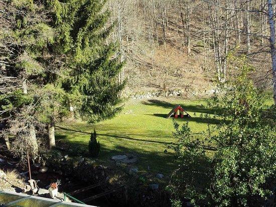 Logis de la Poste : Côté jardin