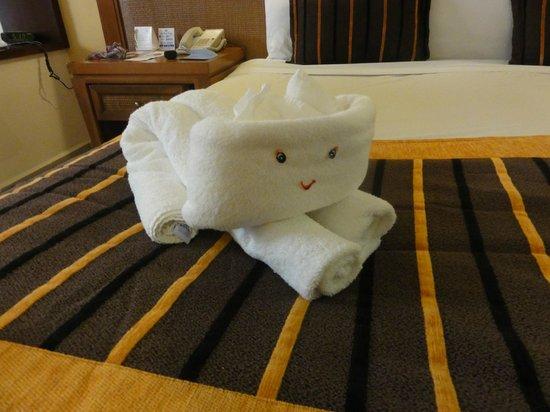 Grand Sirenis Riviera Maya Resort & Spa: Room