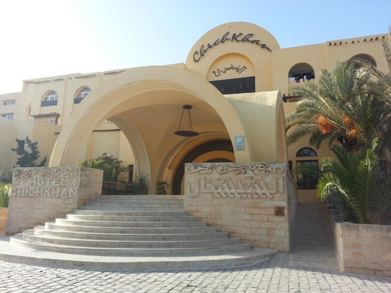 Chich Khan hotel : Chick chan hotel, hammet, Tunisia
