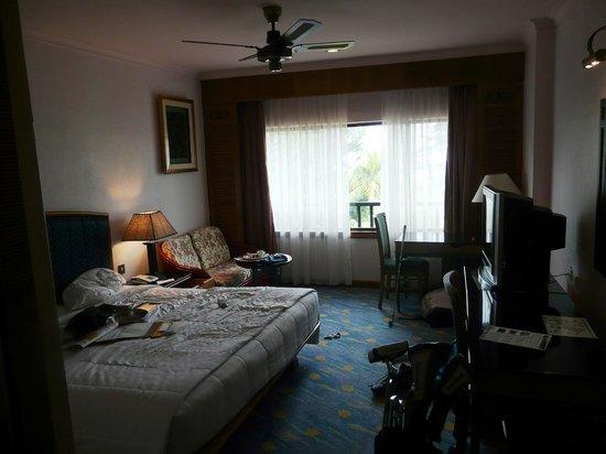 Resorts World Kijal: Nice big room!