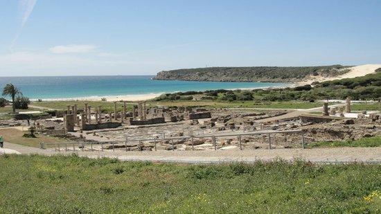 Vista general del Conjunto Arqueológico Baelo Claudia