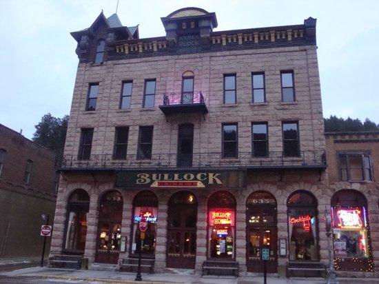 Historic Old Town: Seth Bullock's Hotel