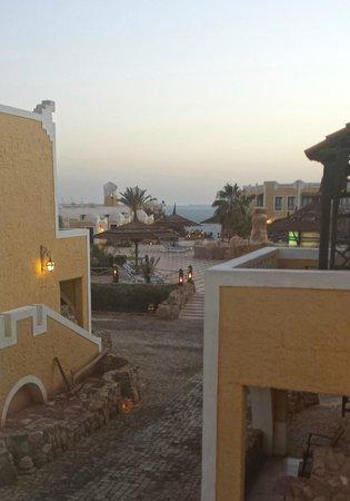 Faraana Reef Resort : dal balcone della camera