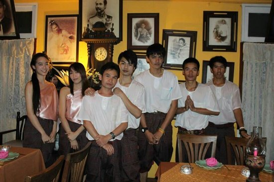Once Upon a Time at Ruen Jao Khun Ou: Onceuponathime