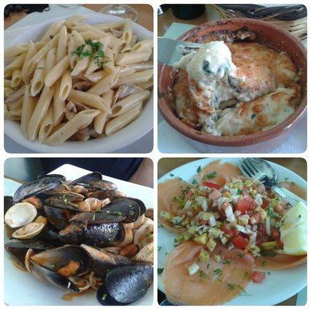 Vincenzo: το γευμα μας