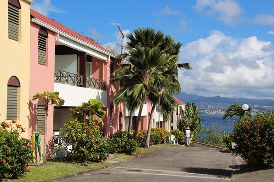 Hotel Le Panoramic: L'accès