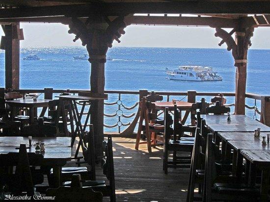 Faraana Reef Resort: ristorante grill
