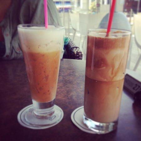 Pingouino Cafe: Great coffee!