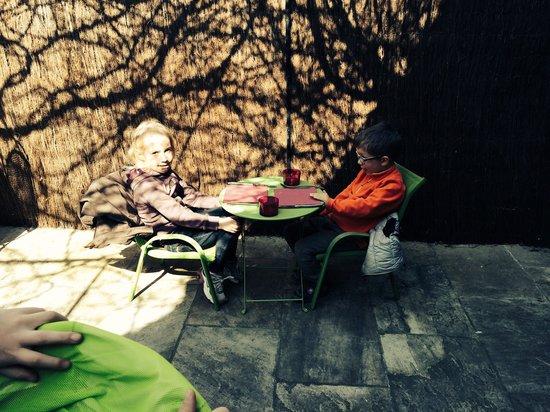 La Courtine : Petit repas en amoureux spécial enfants;)
