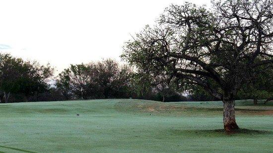 Kambaku Komatipoort Golf Club: 1st & 2nd fairway