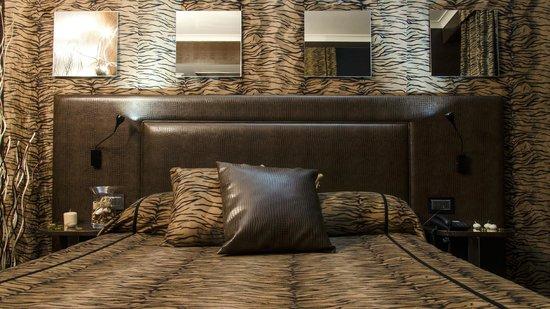 Hotel Orizzonte: Junior Suite a tema Tigrata