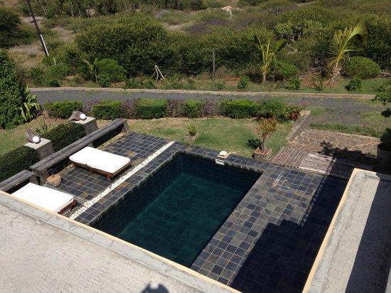 Domaine de la Paix: une des trois piscines