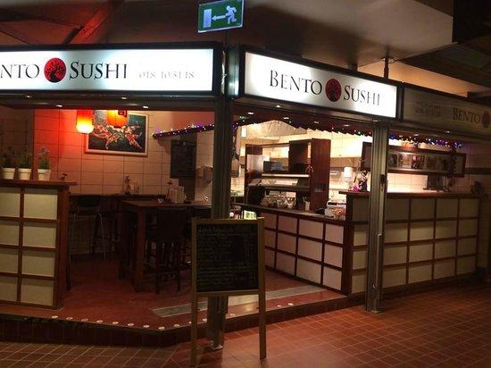 sushi uppsala