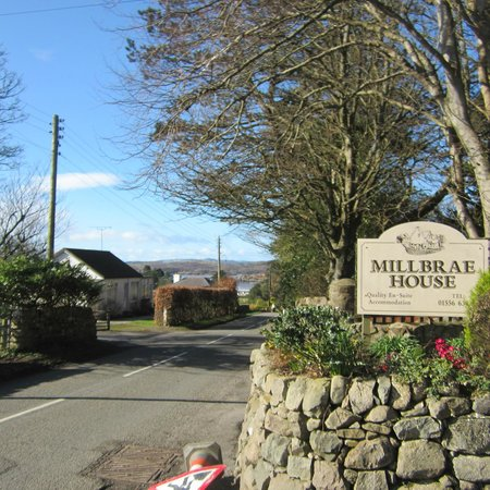 Millbrae House: From the Guesthouse to Rockcliffe Bay