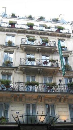 New Orient Hôtel : Fachada Hotel