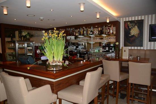 Central-Hotel  Kaiserhof : Hotel Bar