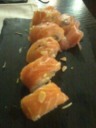 Yokohama Flavour Journey Cuisine: salmon paradise