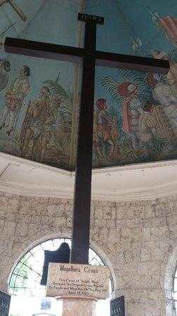 Magellan's Cross: Никогда не думала,что доберусь и до креста Магелана)))