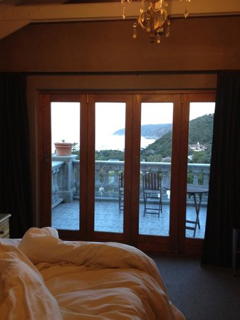 Livingstone Villa : View from bedroom
