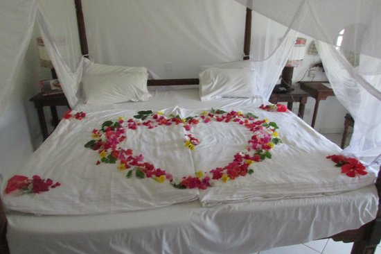 Diani Sea Resort: Special touch