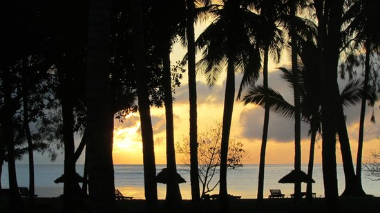 Diani Sea Resort: Sunrise