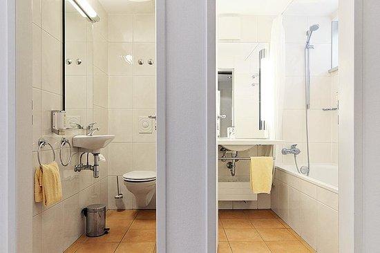 SportScheck Hotel: Badezimmer