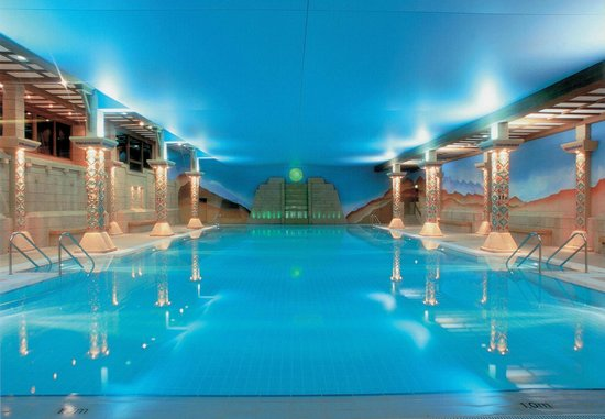 TLH Leisure Resort: 25 metre indoor pool