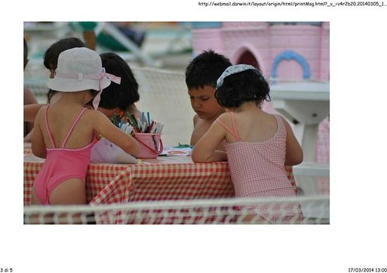 Spiaggia 47 Riccione: baby club