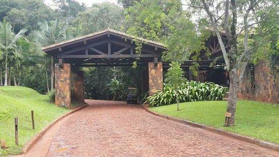 Loi Suites Iguazu: Entrada