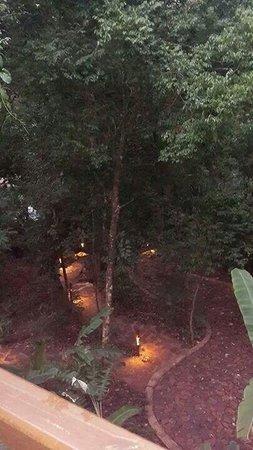 Loi Suites Iguazu: Caminos iluminados