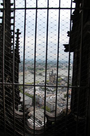 Kölner Dom: View from the Top