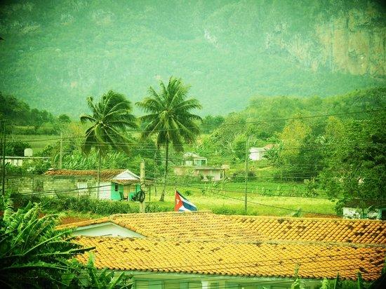 Villa Los Pandaderos: The view