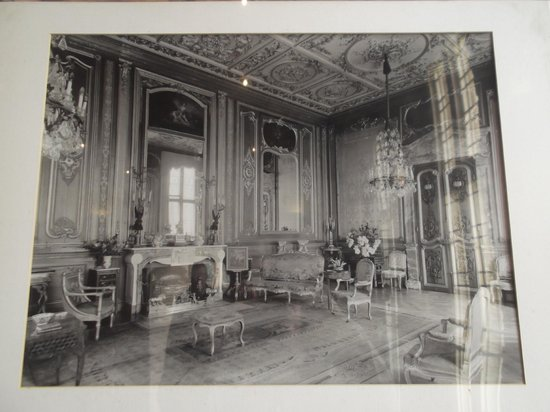 Highcliffe Castle: The Drawing Room - In Its Former Glory
