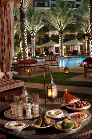 Ewaan Lounge Chillout Spots in Dubai
