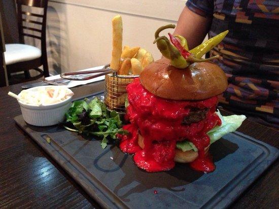 Mangetout: The diablo I had in October 2013!