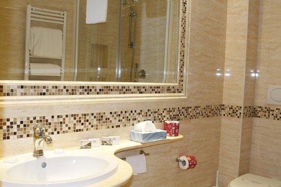 Hotel Gallia : Bathroom