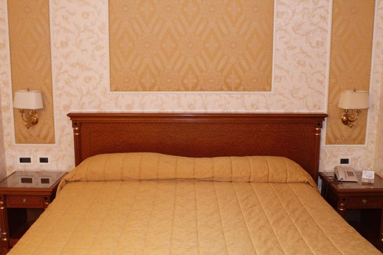 Hotel Gallia : Double   room