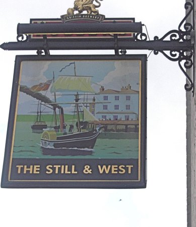 The Still & West: Old advertising